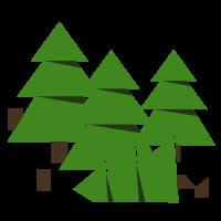 Brangiai perkame mišką